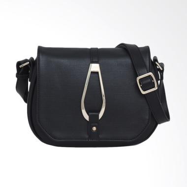 Elizabeth Bag Lavona Sling Bag - Hitam