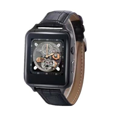 Xwatch PJ11 X7 Smartwatch for Android or iOS - Hitam