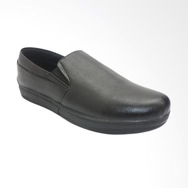 Dr. Kevin Men Dress & Bussiness Formal Shoes - Black [13353]