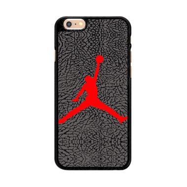 Flazzstore Air Jordan Grey Texture  ...  6 Plus Or Iphone 6S Plus