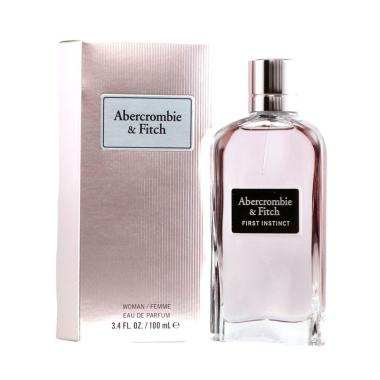 Abercrombie & Fitch First Instinct EDP Parfum Wanita [100 mL]