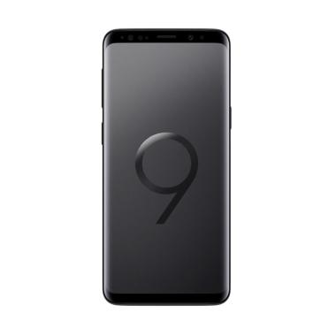 Samsung Galaxy S9+ Smartphone - Midnight Black [128 GB/ 6 GB]