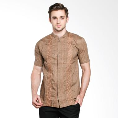 Erin Collection Isbat Baju Koko - Coklat Muda