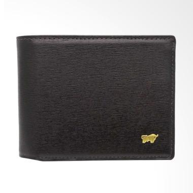 Braun Buffel Dompet Pria - Black [BB RTSS]