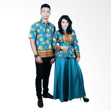 Daftar Harga Model Baju Batik Couple Batik Putri Ayu Solo Terbaru ... af09750825