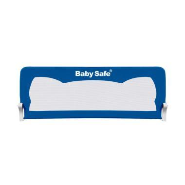 Baby Safe Bedrail Pengaman Ranjang Bayi - Blue [150 cm]