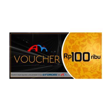 Blibli Voucher Automotive - Alarm Mobil [Rp. 100.000]