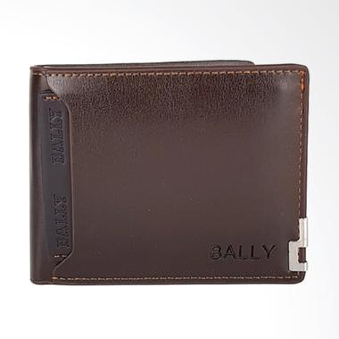 BALLY Dompet Pria - Brown [TT]