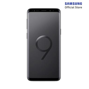 Samsung Galaxy S9 Smartphone - Midnight Black [64GB/ 4GB/ O]