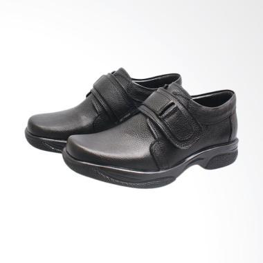 Recommended Kulit Sepatu Formal Pria - Hitam [223RCM]