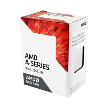 AMD A6 9500 Bristol Ridge Dual Core 3.5GHz Processor [Socket AM4]
