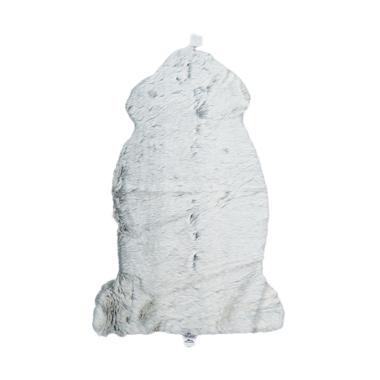 JYSK Lambskin Feyrin Karpet - Grey [50 x 80 cm]