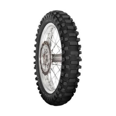 Corsa MT Cross-X Ban Motor Tubeless [90-100-16/ Rear/ Gratis Pasang]