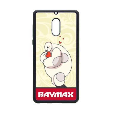 Cococase Baymax Save Hearth O0664 Casing for Nokia 6