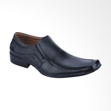 Recommended Sepatu Pantofel Pria - Hitam [476RCM]
