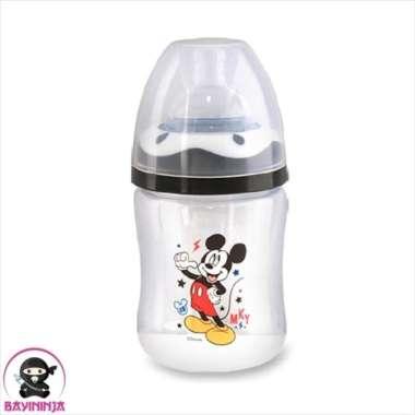 harga Dijual LUSTY BUNNY DISNEY Wide Neck Bottle Botol Susu Bayi 125 ml - DMM 2011 Berkualitas Blibli.com