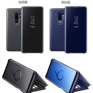 harga Promo Samsung Galaxy S10 Lite S10e Cleaview Standing Cover Flip Cover Miror Murah Blibli.com