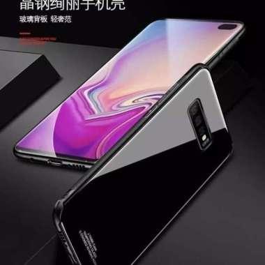 harga Dijual Samsung galaxy s10.S10 plus.S10 Lite Black Case Glass black Ume Diskon Blibli.com