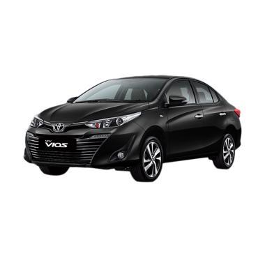 Toyota New Vios G Mobil - Attitude Black Mica [Uang Muka Kredit MTF]