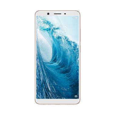 VIVO Y71 Smartphone - Gold [32 GB/ 3 GB]