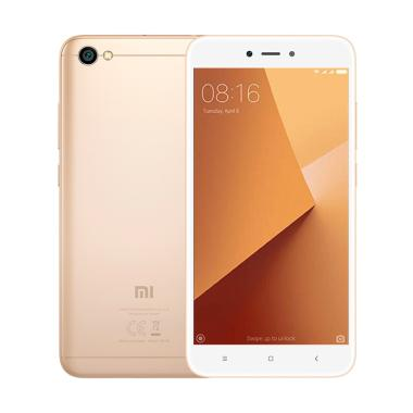 Xiaomi Redmi Note 5A Smartphone - Gold [3GB/ 32GB]