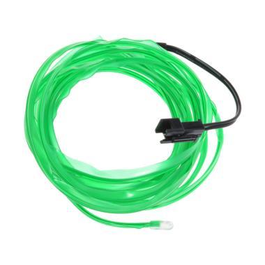 JMS Atmosphere Light Flexible Wire  ... orative - Green [2 Meter]