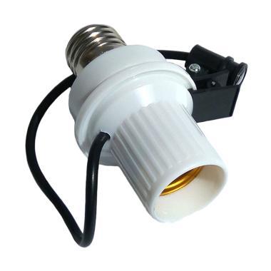 Berkah Jaya Otomatis Lampu Sensor Cahaya - Putih