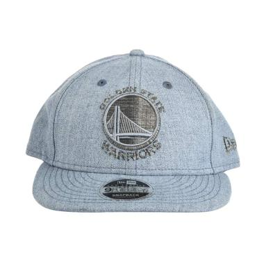 New Era Cap Heather Topi - Light Blue [LP9FIFTY]