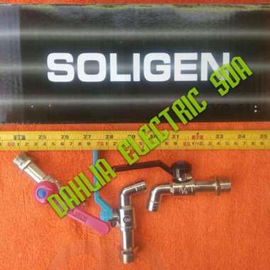 harga Promo KRAN AIR BESI 12 SOLIGEN Limited Blibli.com