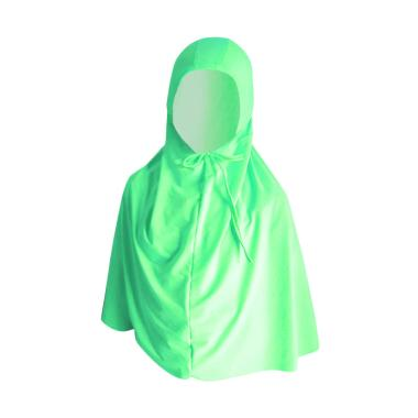Rainy Collections Kerudung Renang Lebar Anak Perempuan - Green Tosca