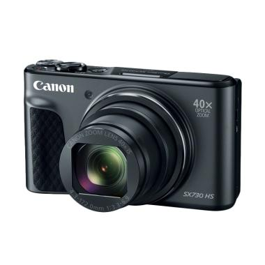 Canon PowerShot SX730 HS Kamera Pocket - Black