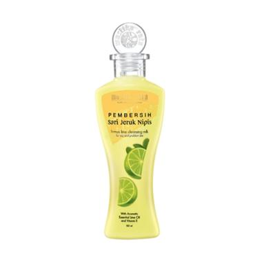 mustika-ratu_mustika-ratu-sari-jeruk-nipis-pembersih-wajah--150ml-_full02 Kumpulan List Harga Kosmetik Untuk Wajah Berminyak Dan Berjerawat Terbaik