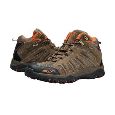 Snta 480 Sepatu Gunung - Brown Orange 9eab23ce3a
