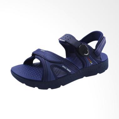 Gold Pigeon UltraLite We-Go Sepatu Sandal Pria - Blue [G8693M-20]