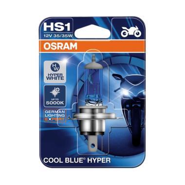 OSRAM Lampu Motor Kawasaki Esterela ... Blue Hyper [HS1 62185CBH]