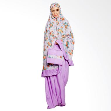 Ayda MM Jumbo Mukena - Purple