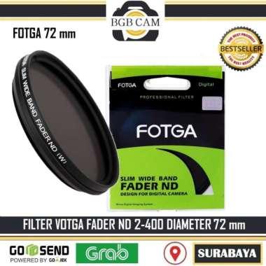 harga Unik Filter ND 72mm Fotga Fader ND ND2-400  Variable Slim Wide Band 72 mm Murah Blibli.com