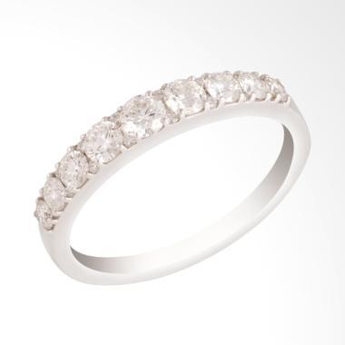 Posh Jewellery AW00459-018 Eternity Band One Line Cincin