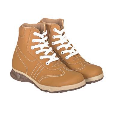 Recommended 348 Sepatu Boots Anak Laki-laki - Coklat