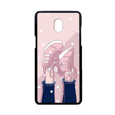 harga Bunnycase Sneakers Girl Art L0433 Custom Hardcase Casing for Samsung J7 Pro or J7 2017 Blibli.com