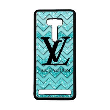 Acc Hp Louis Vuitton Sky Blue Chevr ... us Zenfone 2 Laser 5 Inch