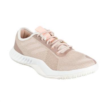 adidas Training Women Crazytrain LT Shoes Sepatu Olahraga Wanita - Peach   DA8952  cf45682c79