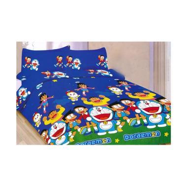 Bonita Motif Doraemon Cute Set Sprei