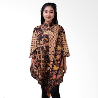 Batik Distro BA9159 A Line Shanghai Blouse Wanita ... ce062d2487