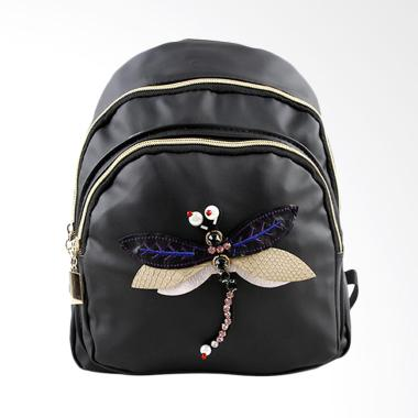 Paroparoshop Buzz Backpack - Black