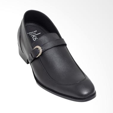 Keeve Formal Sepatu Pria - Black [KBP-126]