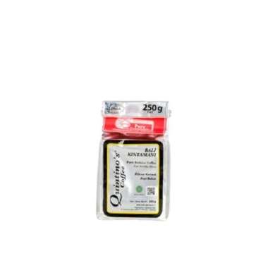 harga Quintino's bali kntmn filter grind 250gr Blibli.com