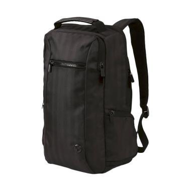 BMW Basic Backpack Pria - Black