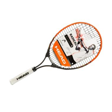 Head Radical 25 Aluminium Raket Tennis - Orange Black