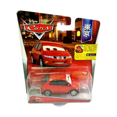 Mattel Cars Haiki Honda Civic Diecast